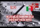 Díl 1. – SM SERIÁL – TOP 5 – nejvýkonnější námořní děla států Osy (1939-1945)